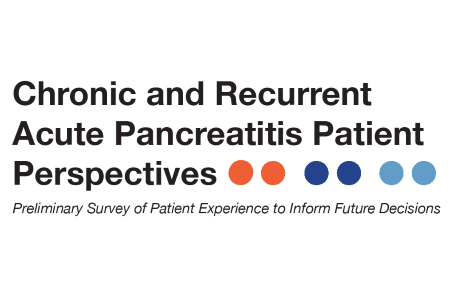 Chronic and recurrent Acute Pancreatitis Pationt Prespectives