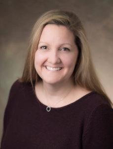Headshot of Michelle Klosterman, NP RD