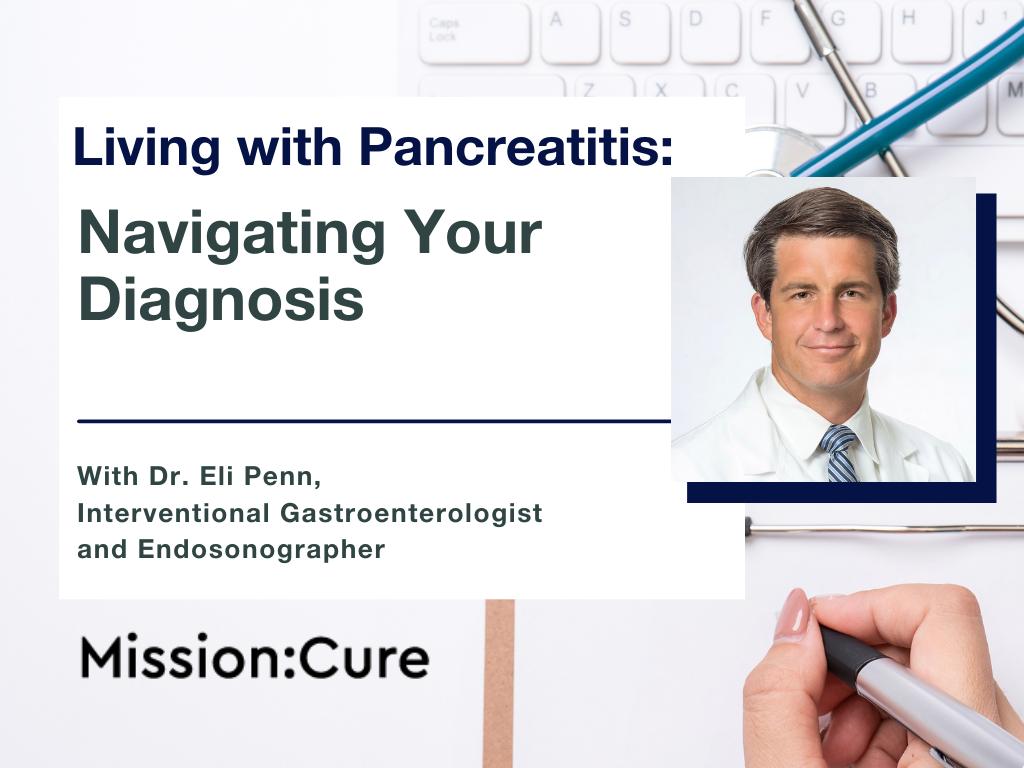 pancreatitis diagnosis webinar