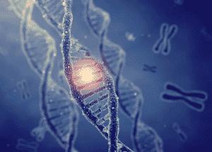 pancreatitis genetics grapic of a dna strand
